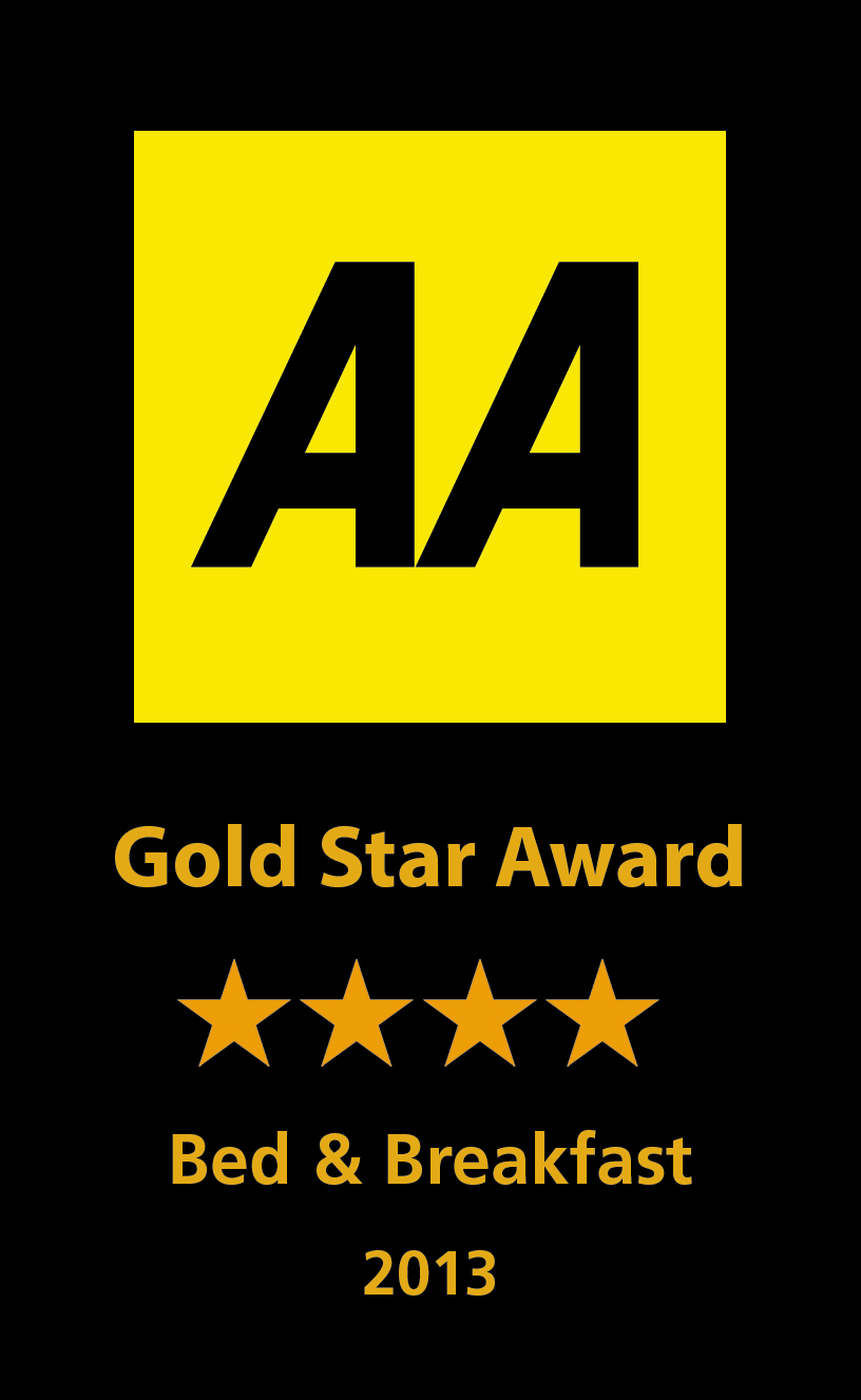 Gold Star 4star BandB